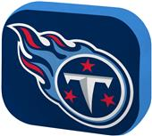 Northwest NFL Tennessee Titans Cloud Pillow