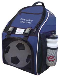 Epic E2 Soccer Backpacks