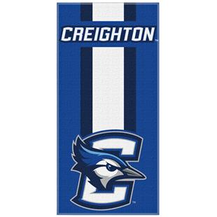 Northwest NCAA Creighton Zone Read Beach Towel