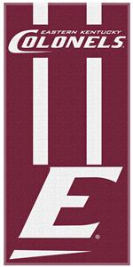 Northwest NCAA E. Kentucky Zone Read Beach Towel
