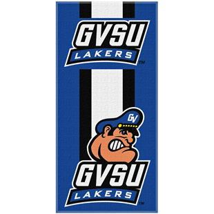 Northwest NCAA GVSU Zone Read Beach Towel