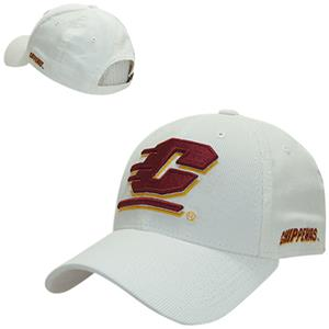 Central Michigan Univ Structured Corduroy Cap