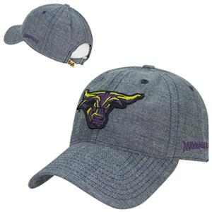 WRepublic Minnesota St Mankato Relaxed Denim Cap