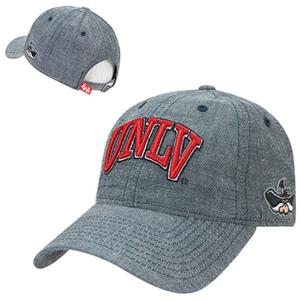 UNLV University Relaxed Denim Cap