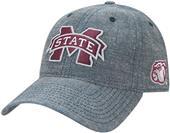 Mississippi State University Relaxed Denim Cap