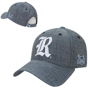 Rice University Structured Washed Denim Cap