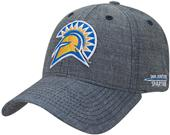 San Jose State Univ Structured Washed Denim Cap