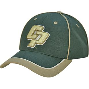 Cal State Poly Structured Piped Cap