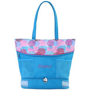 Sassi Designs Blooms Dance Medium Tote
