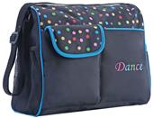 Sassi Designs Midnight Dance Large Tote