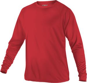 Alleson Adult/Youth Tech Crew Neck L/S Tshirt
