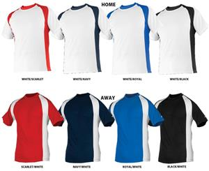 Worth Men&#39;s Titan Home &amp; Away Baseball Jerseys