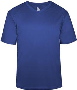 Badger Sport Adult B-Core V-Neck Tee