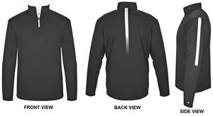 Badger Adult Sideline 1/4 Zip Shirt