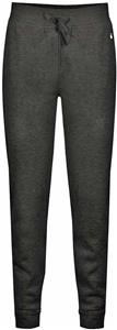 Badger Ladies Athletic Fleece Jogger Pant