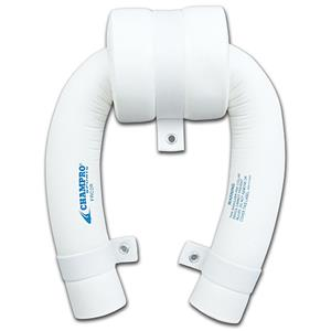 Champro 2&quot; Round Neck Collar w/Helmet Restrictor