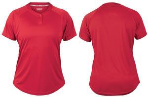Easton Womens M7 Button Homeplate Softball Jerseys