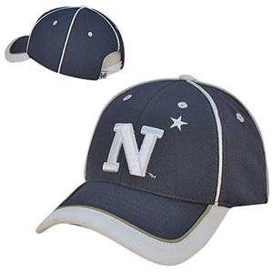 United States Naval Academy Structured Piped Cap