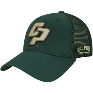 Cal State Poly Structured Trucker Cap
