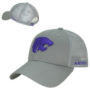 Kansas State University Structured Trucker Cap