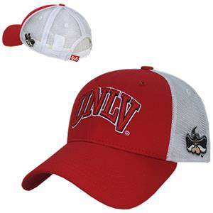 Nevada Las Vegas Univ Structured Trucker Cap