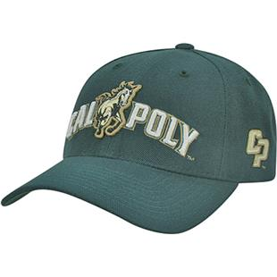 Cal State Poly Structured Acrylic Cap