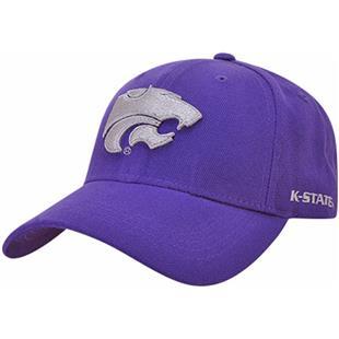 Kansas State University Structured Acrylic Cap