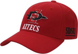 San Diego State University Structured Acrylic Cap