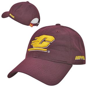 WRepublic Central Michigan Univ Relaxed Cotton Cap
