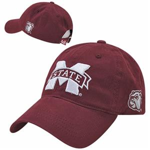 Mississippi State University Relaxed Cotton Cap