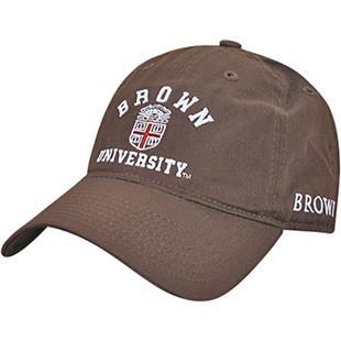 WRepublic Brown University Relaxed Cotton Cap