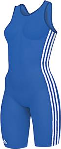 Adidas Wrestling Women/Girls 3 Stripe Singlet
