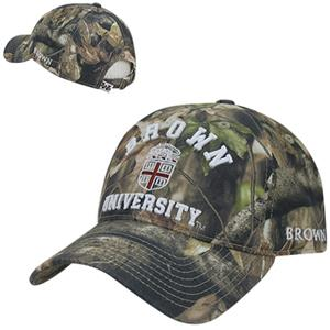 W Republic Brown University Relaxed Hybricam Cap