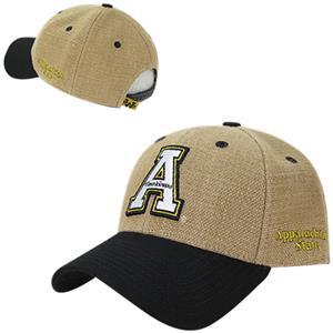 Appalachian State University Structured Jute Cap