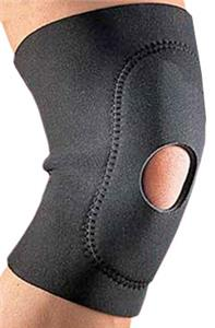 Neoprene Knee Sleeve Padded w/Patella Opening