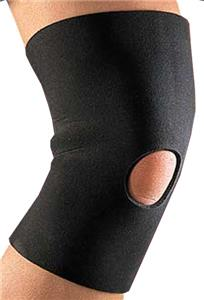 Neoprene Knee Sleeve with Patella Opening