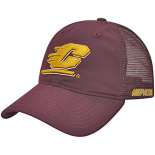 Central Michigan University Relaxed Mesh Cap