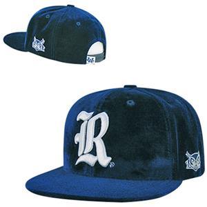 Rice University Velvet Snapback Cap