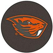 Fan Mats NCAA Oregon State University Puck Mat
