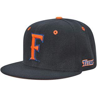 Cal State Fullerton Accent Snapback Cap
