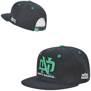 University of North Dakota Accent Snapback Cap