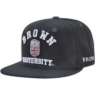 Brown University Accent Snapback Cap