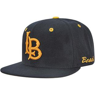 Cal State Long Beach Accent Snapback Cap