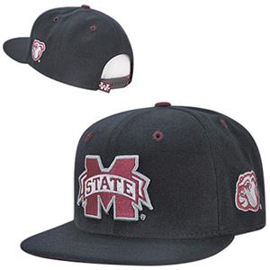 Mississippi State University Accent Snapback Cap