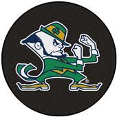 Fan Mats NCAA Notre Dame Puck Mat