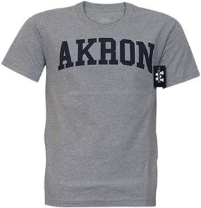 WRepublic University of Akron Game Day Tee