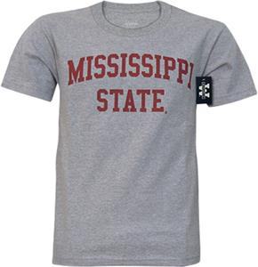 WRepublic Mississippi State Univ Game Day Tee