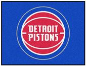 Fan Mats NBA Detroit Pistons All-Star Mat