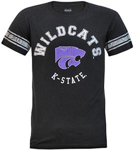 WRepublic Kansas State Univ Men's Football Tee