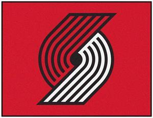 Fan Mats NBA Portland Trail Blazers All-Star Mat